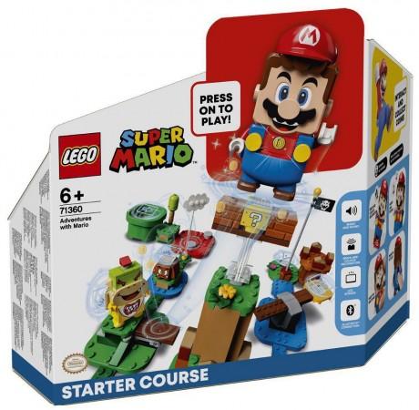 Lego Super Mario 71360 dventures with Mario Starter Course