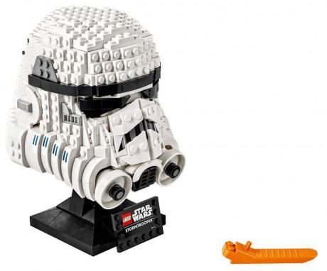 Lego Star Wars 75276 Stormtrooper Helmet-1