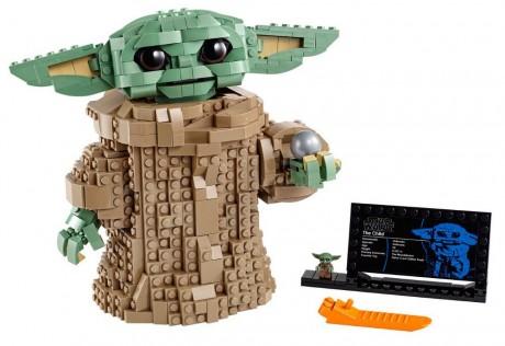 Lego Star Wars 75318 The Child-1
