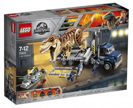 Lego Jurassic World 75933 T. Rex Transport