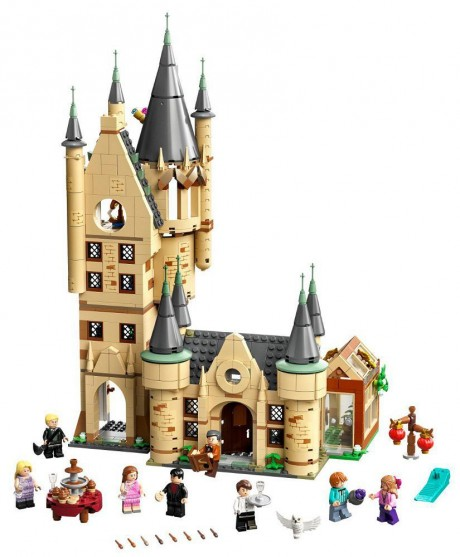 Lego Harry Potter 75969 Hogwarts Astronomy Tower-1