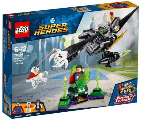 Lego DC Super Heroes 76096 Superman & Krypto Team-Up
