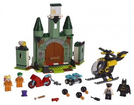 Lego DC Super Heroes 76138 Batman and The Joker Escape-1