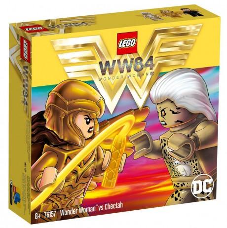 Lego DC Super Heroes 76157 Wonder Woman vs Cheetah