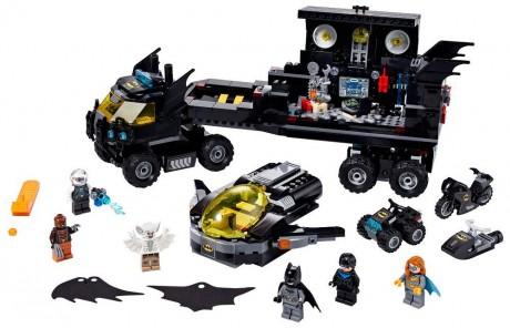 Lego DC Super Heroes 76160 Mobile Bat Base-1