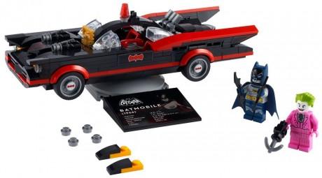 Lego DC Super Heroes 76188 Batman Classic TV Series Batmobile-1