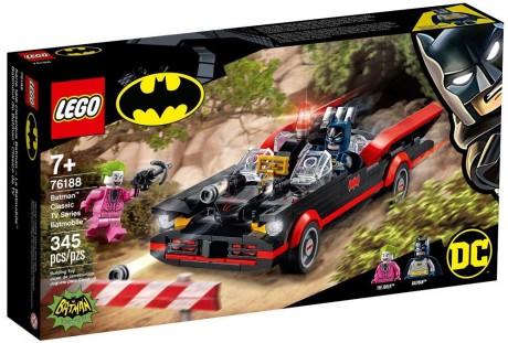 Lego DC Super Heroes 76188 Batman Classic TV Series Batmobile