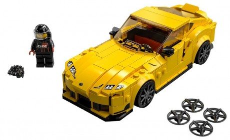 Lego Speed Champions 76901 Toyota GR Supra-1